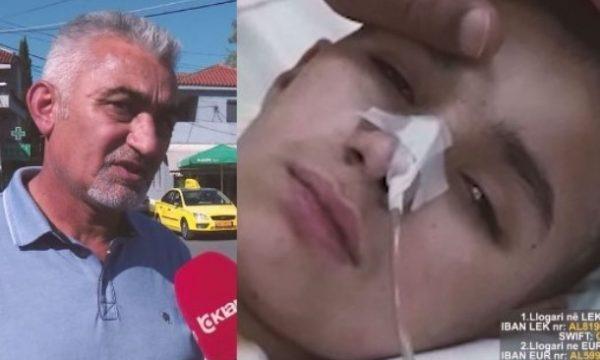 PO VDISTE NË SPITAL! 14 vjeçari niset drejt Turqisë falë ndihmës së shqiptarëve dhe Elvis Naçit