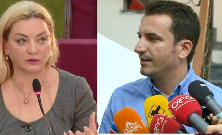1 MILION LEKË GJOBË/ Veliaj fiton gjyqin, Gjykata e Tiranes denon per shpifje ish deputeten e PD, Albana Vokshi