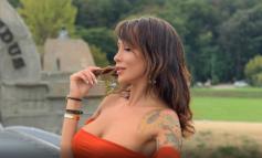FORMAT E SAJ TRUPORE TË LËNË PA FJALË/ Tifozja më seksi se kurrë për Fiorentinën (FOTO)