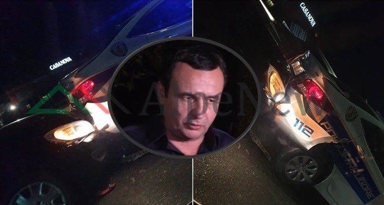 """""""MAKINA NUK FRENOI NË KOHË""""/ Detaje të REJA: Si ndodhi AKSIDENTI i Albin Kurtit në Tiranë, reagon kryetari… (FOTO)"""