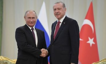 """""""MASAKRAT NDAJ CIVILËVE NUK I KRYEN TURQIA...""""/ Putin ftesë presidentit Erdogan të vizitojë kryeqytetin rus"""