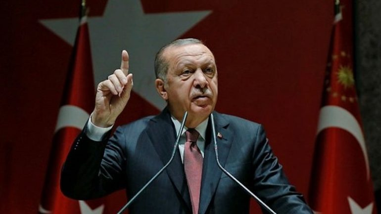 """""""TURQIA NUK SYNON TOKAT E ASNJË SHTETI""""/ Erdogan: Këtë nuk mund ta kuptojnë ata që një pikë nafte e…"""