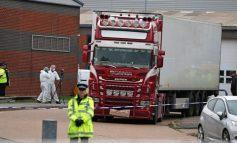 KAMIONI ME 39 TË VDEKUR/ Dalin detaje të reja nga tragjedia, policia: Hyri në Angli nga Belgjika përmes tragetit