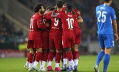 """CHAMPIONS/ Liverpool triumfon me """"POKER"""" në Belgjikë, Napoli mposht """"përbindëshin"""" Haaland"""