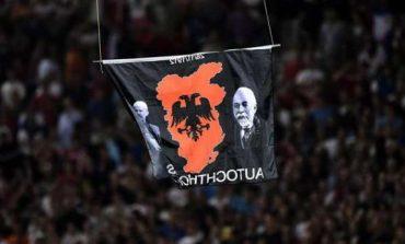 """""""KY ËSHTË FLAMURI MË I BUKUR NË BOTË...""""/ Sot pesë vite më parë """"Autochthonous"""" fluturoi mbi kokat e serbëve (VIDEO)"""