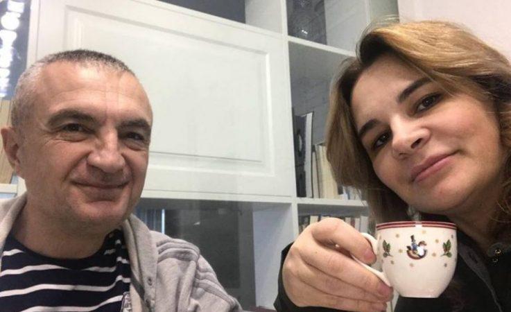 """""""PARA DATËS 20″/ Zbardhet letra e Ilir Metës, për të shoqen: Dua të të takoj sa më shpejt…"""