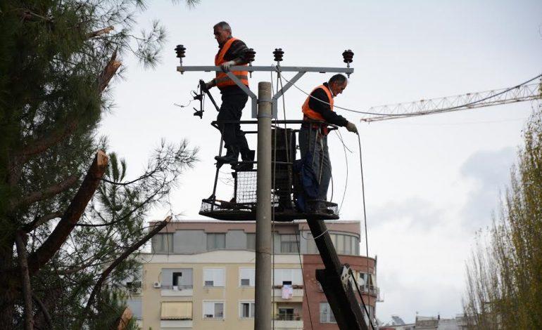 SHKËPUTJE E ENERGJISË ELEKTRIKE/  OSHHE: Punime në rrjet, nesër disa zona pa drita…