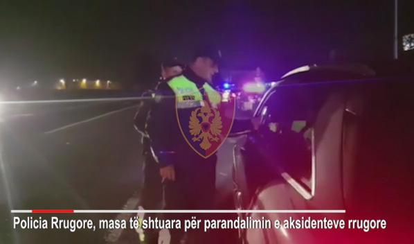 POLICIA RRUGORE NË AKSION/ Pezullon 320 patenta, 67 shoferë nën hetim, mijëra të tjerë ndëshkohen me gjoba