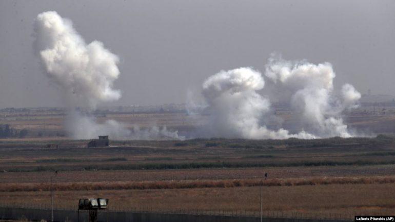 TURQIA VIJON OPERACIONI USHTARAK NË SIRI/ Erdogan: Do eleminojmë terrorin…