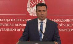 ÇOI VENDIN NË ZGJEDHJE TË PARAKOHSHME/ Zaev: Do të kandidoj për kryeministër