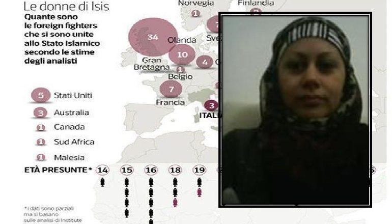 """MAMI I ALVINIT E VESHUR SI """"NINJA""""/ Nga Lecco në Siri me djalin e saj të vogël për t'u bashkuar me ISIS"""