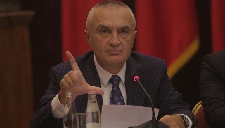"""""""TË MARRIN ARMËT DHE…""""/ Meta deklaratë të FORTË: Shqiptarët kanë TRE rrugë"""