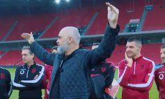 """""""SI JASHTË SHTETIT""""/ Balaj i befasuar nga ''Air Albania Stadium''. Rama: Ti kap ndonjë gjë në ajër se në tokë..."""