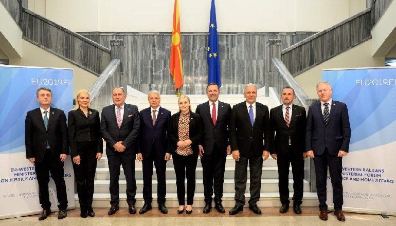 FORUMI MINISTRIAL BE-BALLKANI PERËNDIMOR/ Lleshaj: Forcojmë bashkëpunimin kundër terrorizmit