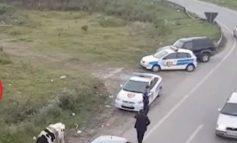 """AKSIDENT NË AUTOSTRADËN TIRANË-DURRËS/ Shoferi me """"Fiat"""" përplas për VDEKJE këmbësorin..."""