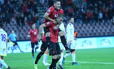 """LIVE/ Shqipëri-Andorrë, """"kuqezinjtë"""" rihapin sfidën me Manaj"""