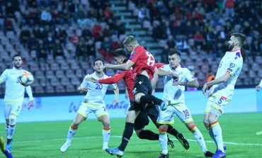 """SHTANGEN """"KUQEZINJTË""""/ Andorra rihap sfidën në """"Elbasan Arena"""" (VIDEO)"""
