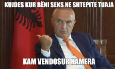 MEMET/ Ilir Meta: Gati për të publikuar video-përgjimet me seks, montazhin po e bën Çim Peka dhe Tit Vasili