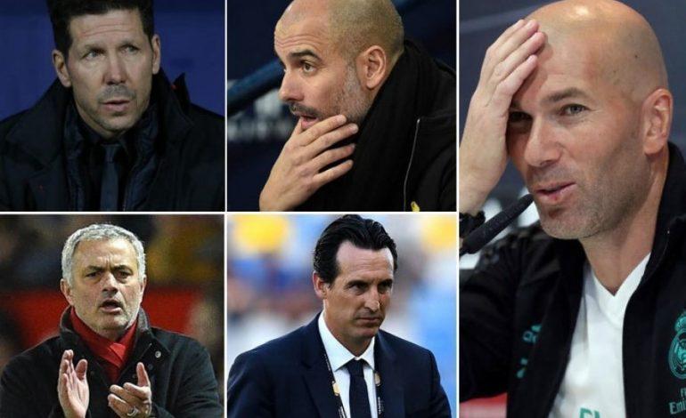 LISTA/ 10 trajnerët më të paguar në botë, ka surpriza!