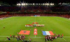 """LIVE/ Shqipëri-Francë, Mbyllet ndeshja në """"Air Albania stadium"""""""