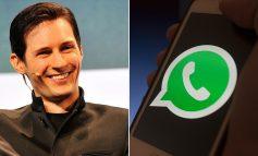 """""""KALË TROJE""""/ Themeluesi i Telegramit: Besjoini WhatsApp nëse nuk e keni problem privatësinë"""
