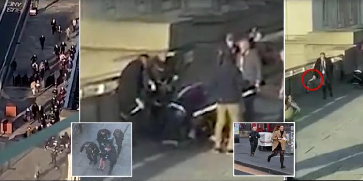 PANIK NË LONDËR/ 1 i vdekur dhe 5 të plagosur, policia qëllon personin e armatosur