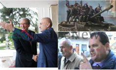 """""""E PRITA VETË MIKUN DHE E PËRCOLLA TEK DERA""""/ Si e priti """"MALËSOR"""" Berisha, ish-kryeministrin Meta 18 vite më parë në Tropojë (VIDEO)"""