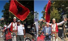 VALËVITI FLAMURIN SHQIPTAR/ Dëbohet dhe gjobitet shqiptari në Malin e Zi