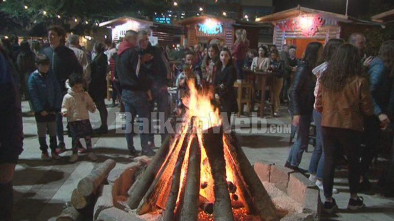 POGRADEC/ Festa e verës dhe e gështenjave sjell në qytet qindra turist