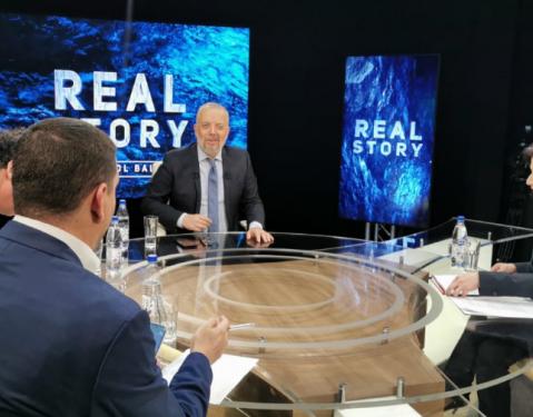 """""""REAL STORY""""/ Ministrja Gjoni: Arta Vorpsi e zgjedhur automatikisht nga Kushtetuta"""