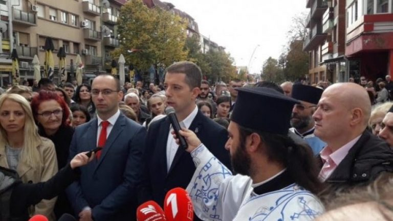 PROVOKON SËRISH/ Marko Gjuriç: Mitrovica është një themelet e mbrojtjes së indetitetit serb