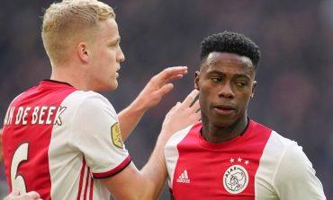 """NUK DI TË NDALET TALENTI HOLANDEZ/ Mesfushori De Beek shënon dopietë për Ajax, ja """"PERLAT"""" (VIDEO)"""