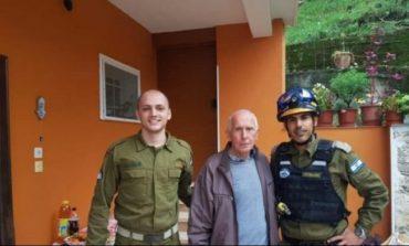 GJESTI PREKËS/ Ekspertët izraelitë ndihmojnë familjen e ushtarakut shqiptar që shërben në vendlindjen e tyre