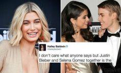 JA ÇFARË SHKRUANTE PËR TA/ Dikur Hailey ka qenë një fanse e çmendur e Justin-it dhe Selena-s