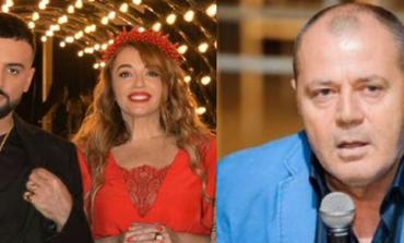 I QUAJTI TEKSIN MIZERABËL/ Rovena dhe Hit Man i kthehen keq Mustafa Nanos: Gjithë kohën je i zënë duke lëpirë...