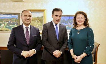 """TEK KRYEPROKURORI I RI/ Ambasadorët e BE dhe SHBA: Ju mbështesim për hetimet financiare dhe dosjen """"tërmeti"""""""