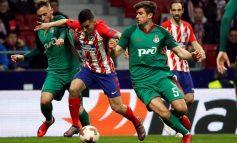 LIVE/ Po luhet ndeshja Atletico Madrid-Lokomotiv Moscow. Rezultati 1-0