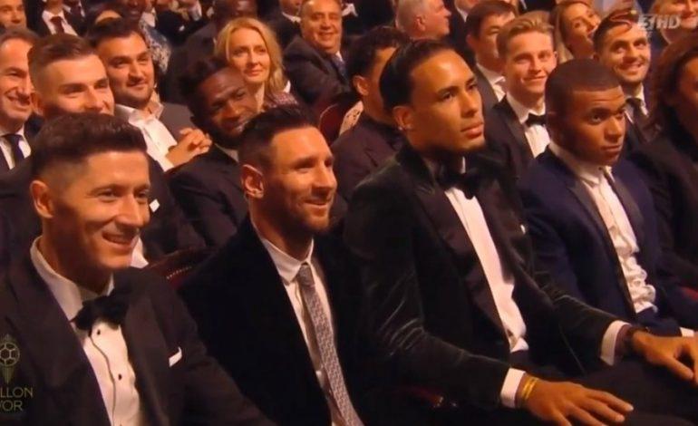 """""""JASHTËTOKËSORI"""" PUSHTON BOTËN/ Messi më i miri në histori, fiton topin e 6 të artë (FOTO)"""