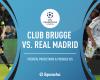 LIVE/ Mbyllet ndeshja Club Brugge-Real Madrid. Rezultati 1-3