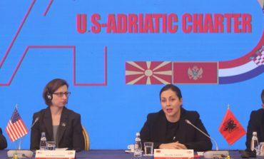 """""""KARTA E ADRIATIKUT""""/ Xhaçka: Të forcojmë punën dhe angazhimin tonë në kuadër të NATO"""