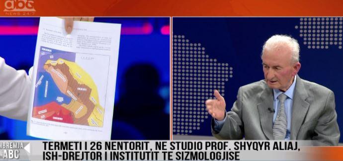 QETËSOHET SITUATA/ Flet profesor Shyqyri Aliaj: Prova pse nuk do të ketë një tërmet të tretë
