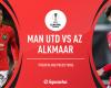 LIVE/ Mbyllet ndeshja Manchester United-Alkmaar. Rezultati 4-0