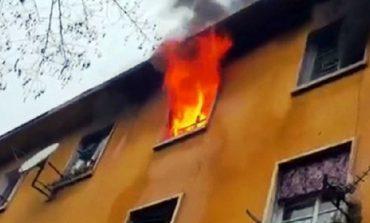 E RËNDË NË KURBIN/ Zjarri në banesë, VDES fëmija që u asfiksua