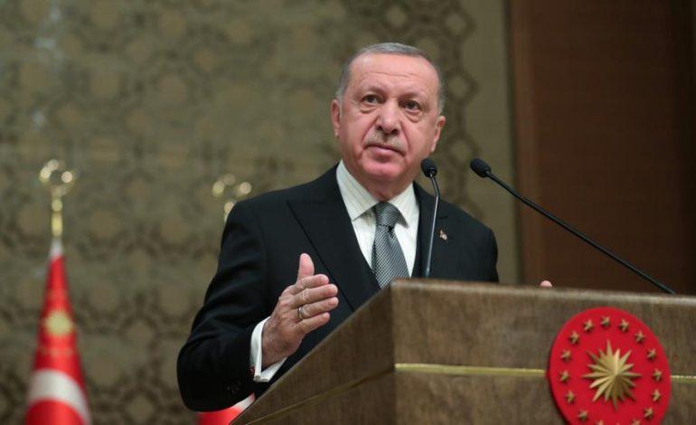 TURQI/ Erdogan: Do t'i japim një mësim të mirë Haftar-it nëse rifillon sulmet kundër…