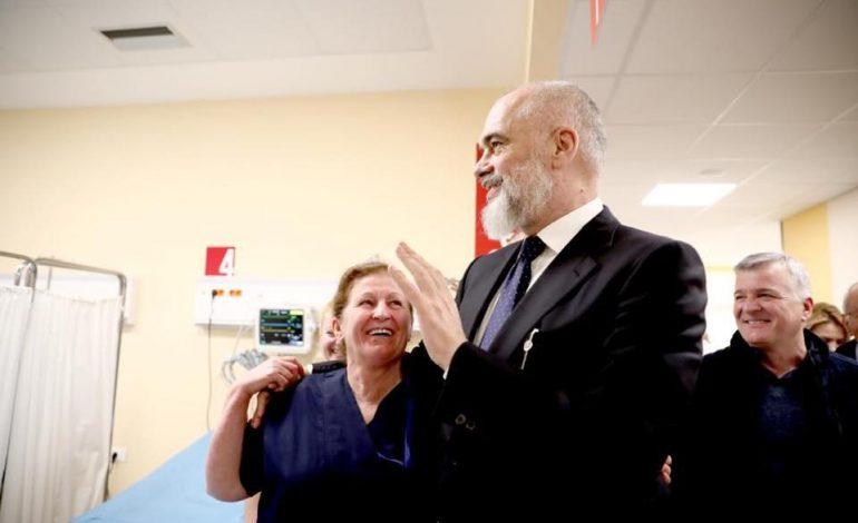 REPLIKAT/ Rama i përgjigjet qytetarëve për shëndetësinë: Gëzohu se u bë një punë kaq e mirë për popullin, batardisë… (FOTOT)