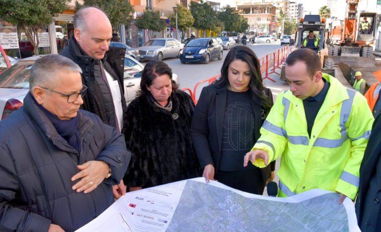 NIS PUNA PËR UJËSJELLËSIN E RI TË LUSHNJES/ Balluku: Performanca e drejtorive të ujësjellësave kriteri kryesor për investimet