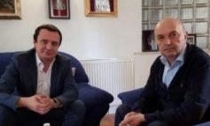 QEVERIA E RE NË KOSOVË/ Takim me Mustafën, Kurti: Jam optimist për arritjen e marrëveshjes