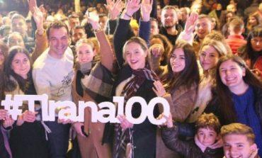 LOGOJA E 100 VJETORIT/ Veliaj: Një vit plot punë dhe energji pozitive