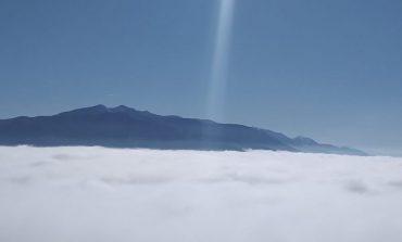 """PAMJET MAGJIKE/ Mjegulla """"pushton"""" Korçën, shikoni ç'po ndodh në juglindjen e vendit"""