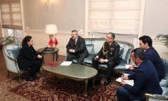 TËRMETI/ Xhaçka takon ambasadorin turk në Tiranë: Ngushëllime për viktimat dhe mirënjohje për solidaritetin